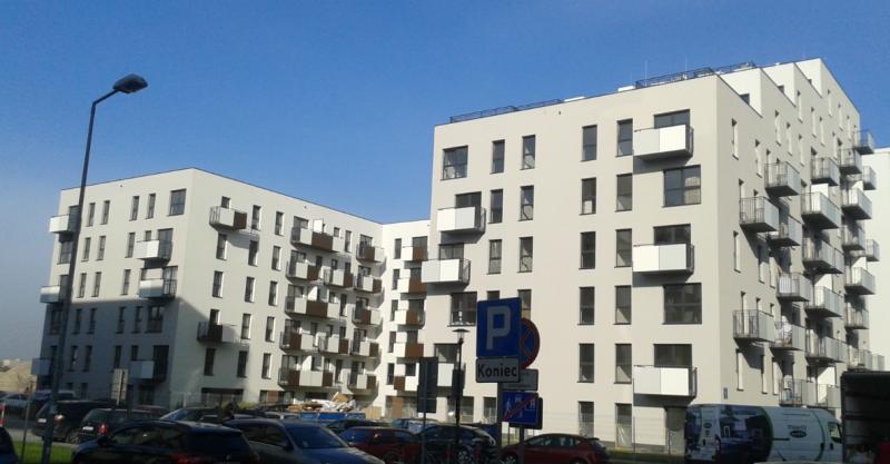 budynek Wspólnoty Mieszkaniowej przy ul. Poznańskiej 11 w Krakowie