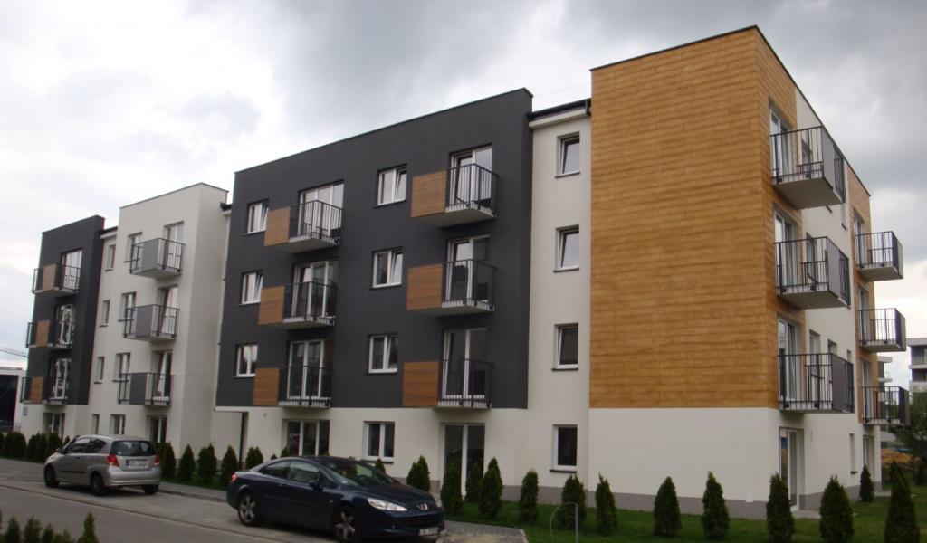 budynek Wspólnoty Mieszkaniowej przy ul. Rydlówka 23 w Krakowie zarządzany przez krakowskiego zarządcę nieruchomości firmę ADM Property sp. z o.o.