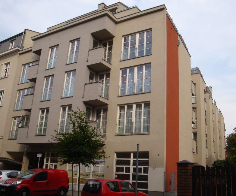 budynek Wspólnoty Mieszkaniowej Apartamenty Tatarska obsługiwany przez zarządcę nieruchomości firmę ADM Property sp. z o.o.