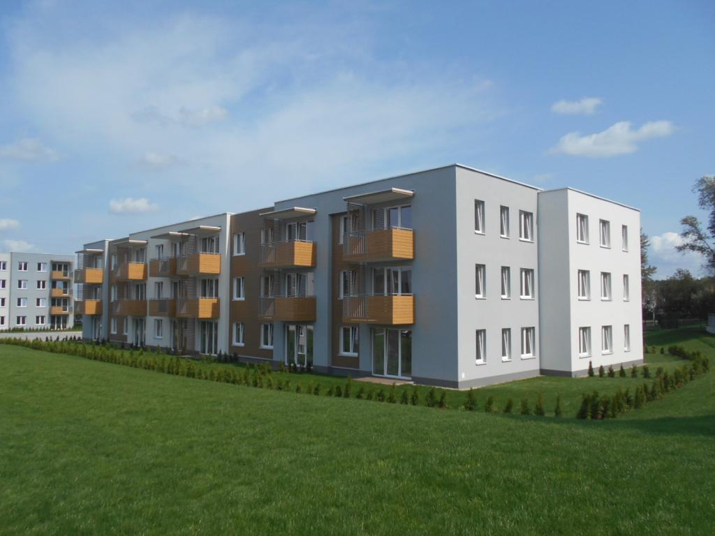 nieruchomość Wspólnoty Mieszkaniowej przy ul. Bażantów 41n w Katowicach obsługiwany przez profesjonalnego Zarządcę Nieruchomości ADM Property sp. z o.o. z Mysłowic