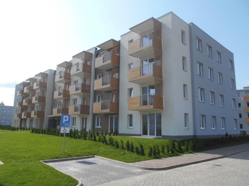 budynek Wspólnoty Mieszkaniowej przy ul. Bażantów 41m w Katowicach zarządzany przez Zarządcę Nieruchomości ADM Property sp. z o.o.