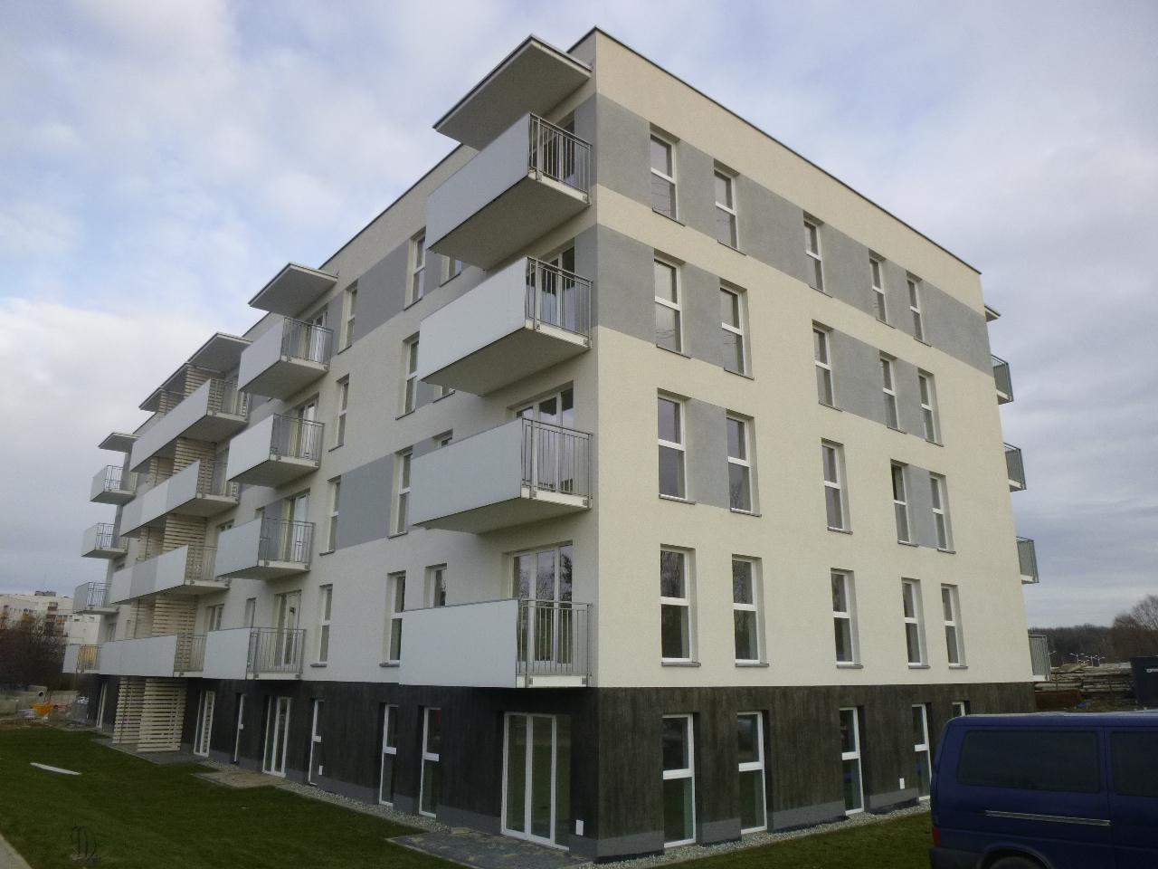 budynek Wspólnoty Mieszkaniowej przy ul. Bażantów 22 w Katowicach zarządzany przez ADM Property sp. z o.o.