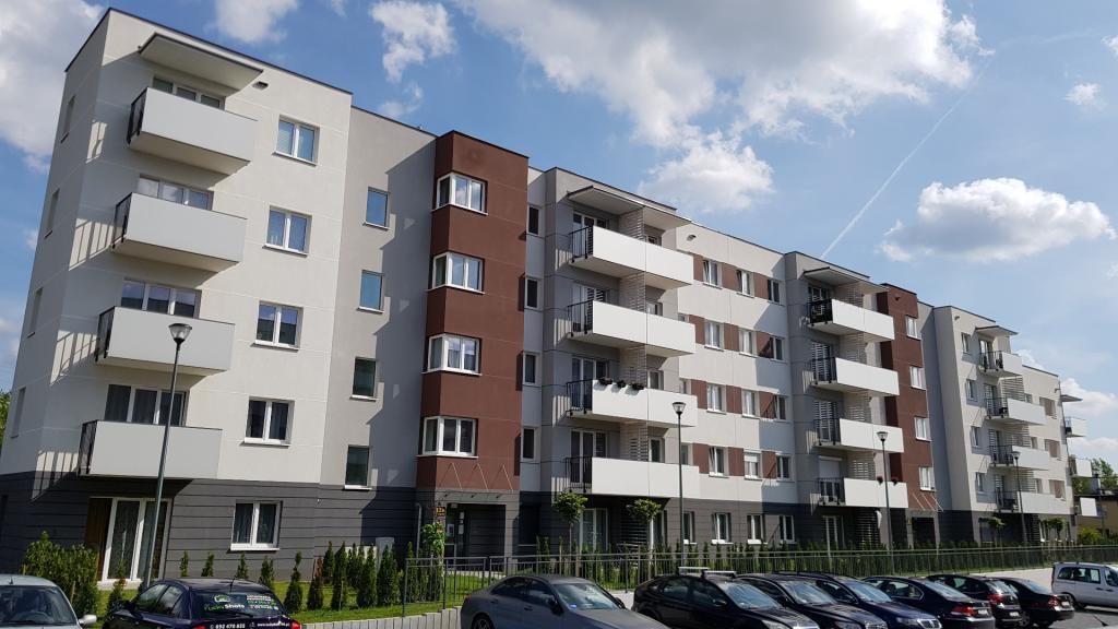 Budynek Wspólnoty Mieszkaniowej przy ul. Nasypowej w Katowicach w obsłudze zarządcy nieruchomości ADM Property sp. z o.o.