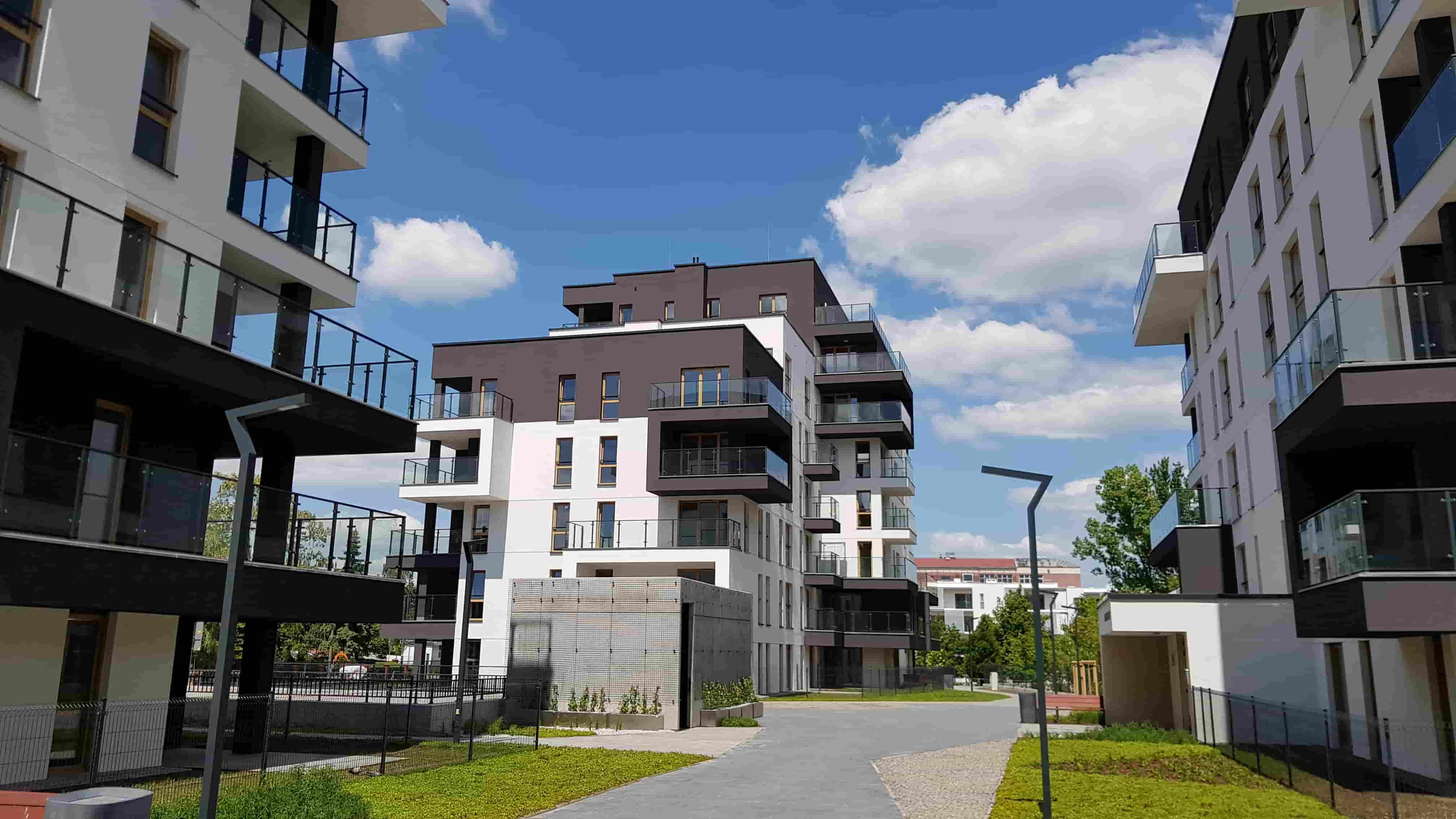 teren Wspólnoty Mieszkaniowej Osiedle Bardowskiego 1 w Katowicach
